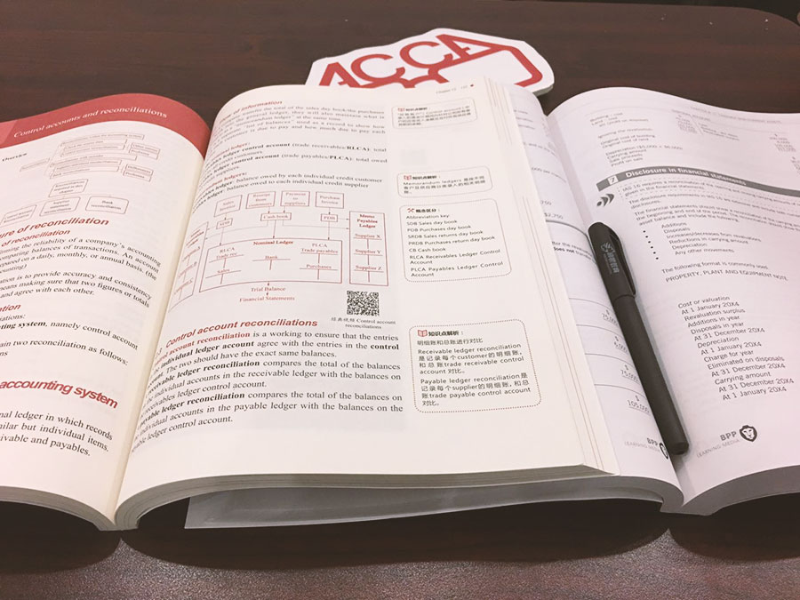 <b>2019新的acca考试科目都有哪些?是什么?</b>
