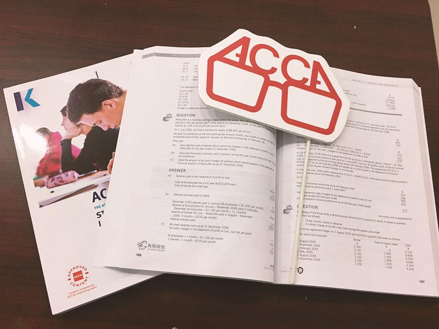 acca可以帮助留学吗